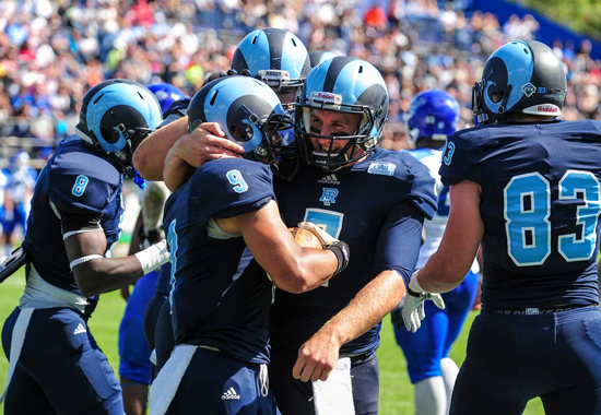 University of Rhode Island Signs 3-Year Agreement