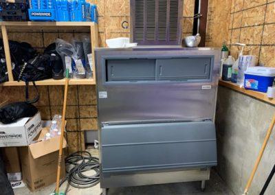 New Ice Machine