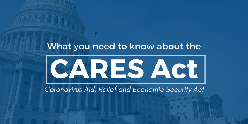 CARES ACT RELIEF FUND – What Athletic Departments Need To Know